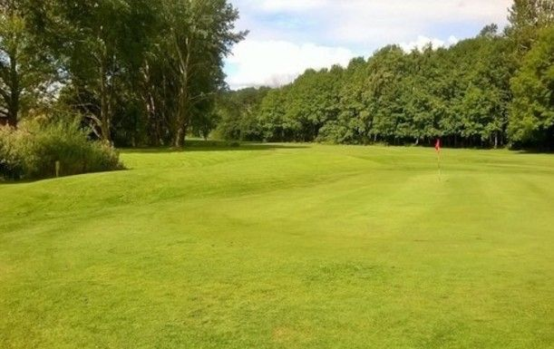 18 Holes For TWO including a Bacon Roll & Tea or Coffee Each at Ingol Village Golf Club