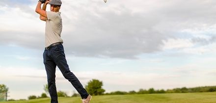 18 Holes of Golf with Sandwiches and Hot Drink for Two at Ingol Village Golf Club