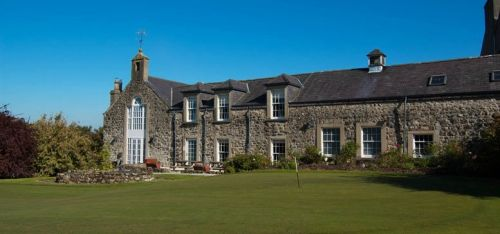 £29 for a round of golf for two people with a lunch main course each, £55 for four people at Gracehill Golf Club, Ballymoney - save up to 55%