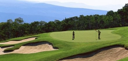 Golf Day Pass with Snack for One or Two at Callander Golf Club (Up to 69% Off)