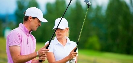 One or Two 45- or 90-Minute Golf Lessons with Video Analysis for One or Two at The Golf Swing Company (Up to 68% Off)