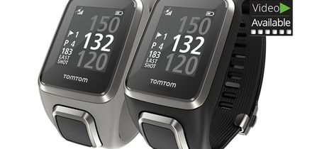 TomTom Golfer 2 Watch for £199.99 With Delivery Included
