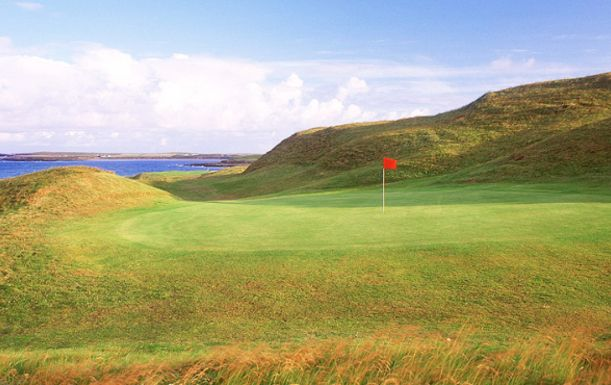 A FIVE Night Break at Diamond Coast Hotel, including Breakfast plus FOUR rounds of Links Golf.