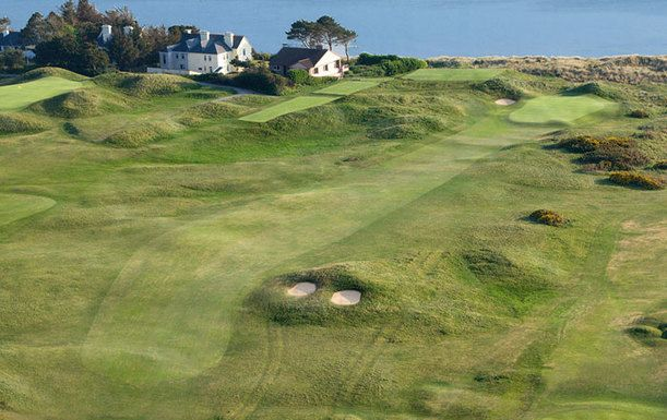 A FOUR Night Break at Killarney Court Hotel, including Breakfast plus THREE rounds of Links Golf.