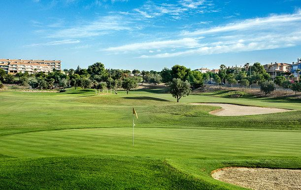 A FIVE Night Break at Hotel Bonalba in Alicante, including Breakfast plus FOUR rounds of golf with buggies