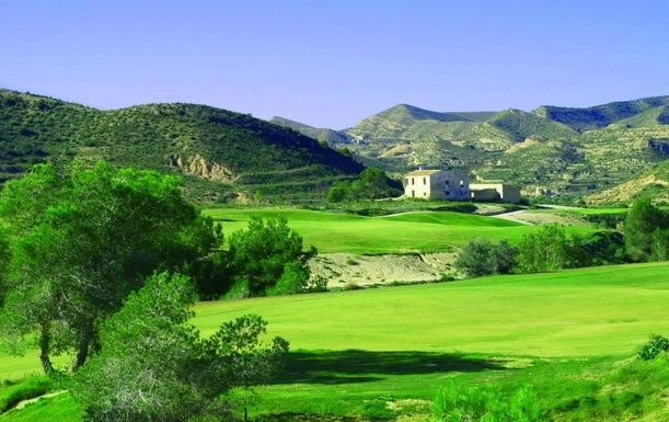 A FOUR Night Break at Hotel Bonalba in Alicante, including Breakfast plus THREE rounds of golf with buggies