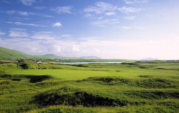 A THREE Night Break at Killarney Court Hotel, including Breakfast plus THREE rounds of Golf.