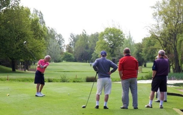 18 Holes for TWO at Hallmark Cambridge Golf Club & Hotel