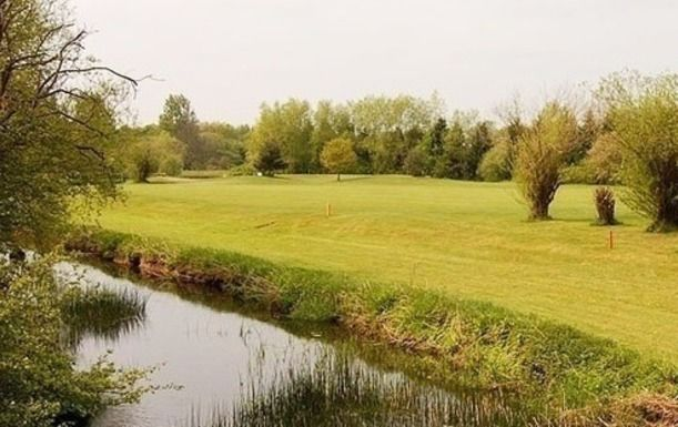 18 Holes for FOUR at Woolston Manor Golf Club (Weekends)
