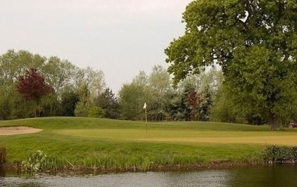 18 Holes for TWO at Woolston Manor Golf Club (Weekends)