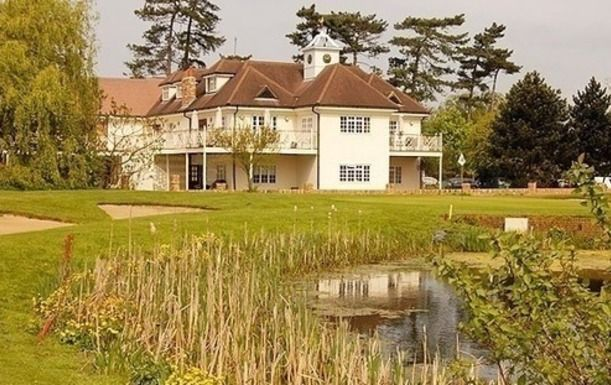 18 Holes for FOUR at Woolston Manor Golf Club (Weekdays)