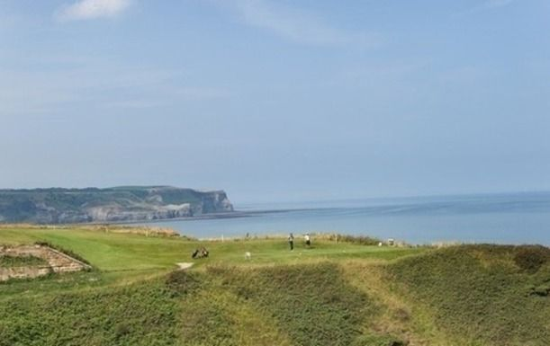 Celebrate the 125 Year Anniversary with 18 Holes for TWO at Whitby Golf Club, on the Stunning North East Coast