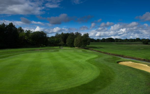 18 Holes For TWO including a Bacon Roll & a Tea or Coffee each at Twisted Stone Golf Club