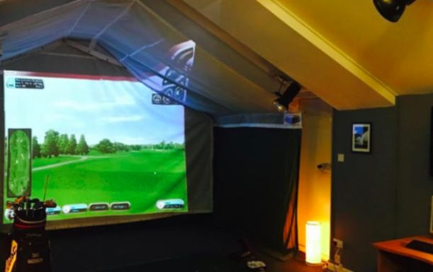 A One Hour Lesson with PGA Professional, Dave Mackinnon at Chorton-cum-Hardy Golf Club