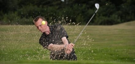 Two 60-Minute Golf Lessons for One or Two with Colin Murray Golf Professional
