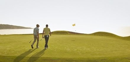 18 Holes of Golf with Refreshments and Spa Access for One or Two at The Westerwood Hotel & Spa (Up to 59% Off)