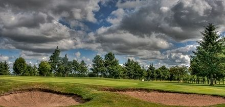 18 Holes of Golf with 40 Balls on the Practice Range for Up to Four at Oldmeldrum Golf Club (Up to 61% Off)