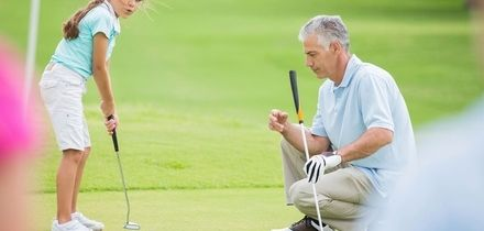 Nine Holes of Golf with Roll and Tea or Coffee for Two or Four at Somerdale Pavillion