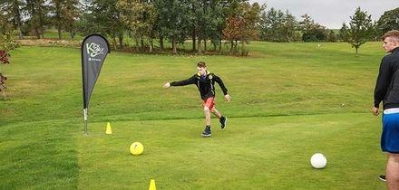 Kick Golf for Up to Four at Kick Golf UK