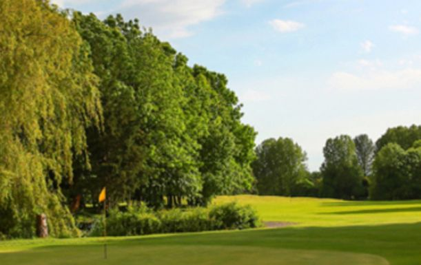 18 Holes for TWO at The Macdonald Hill Valley Hotel, Golf & Spa, including a Bacon Roll & Tea or Coffee Each