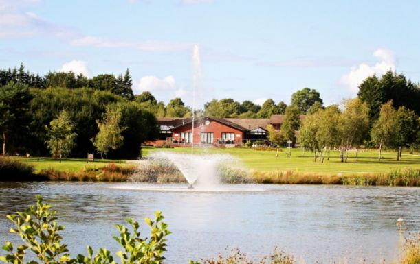18 Holes For TWO at Calderfields Hotel Golf & Country Club (Weekdays)