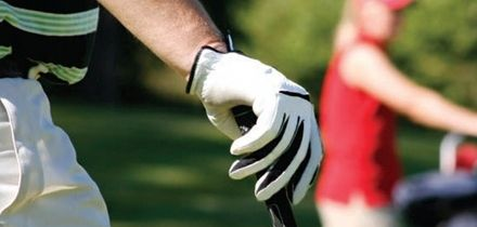 Nine Holes and 30 Range Balls For Two or Four at Branston Golf and Country Club (48% Off)