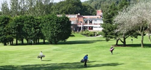 From £22 for a round of golf for two people, £40 for a round of golf for four people at Fortwilliam Golf Club, Belfast - upgrade to include a buggy and save up to 69%