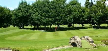 18 Holes of Golf with Hot Drink for Two or Four at Forest Hills Golf Club (Up to 64% Off)
