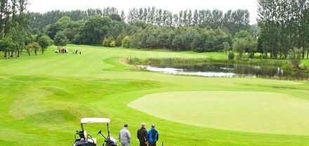18 Holes of Golf with Buggy Hire for Two or Four at Hilton Belfast Templepatrick Golf and Country Club (53% Off)