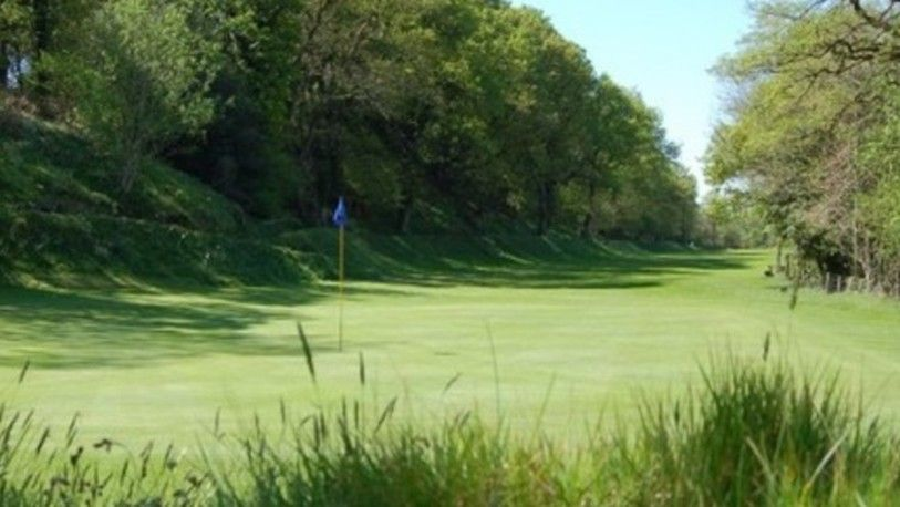 18 Holes for TWO at Okehampton Golf Club, including discounted buggy option