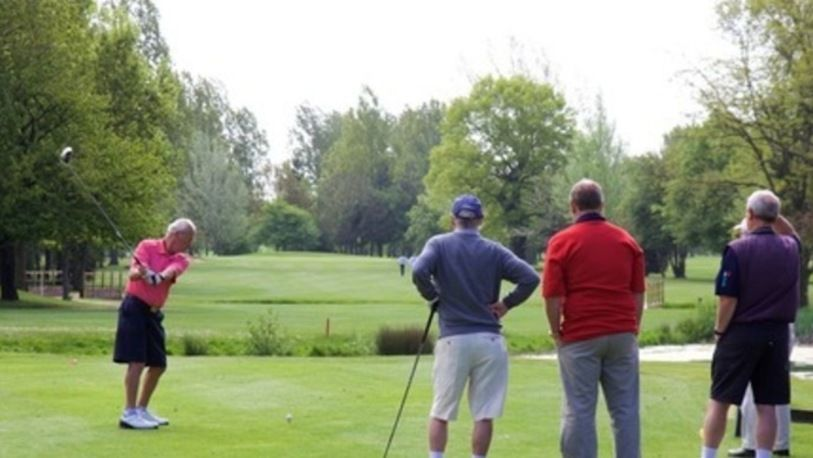 18 Holes for TWO With Choice of Food Plus a Tea or Coffee Each at Hallmark Cambridgeshire Golf Club & Hotel, plus Half Price Buggy Option