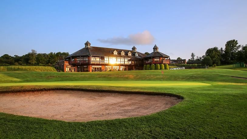 EXTENDED OFFER. 18 Holes For TWO at The Macdonald Portal Hotel, Golf & Spa Resort, including a Bacon Roll and Tea or Coffee each.