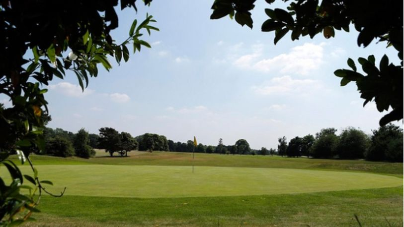 18 Holes for TWO including A Beer or Soft Drink at Whitewebbs Park Golf Course (Weekends)