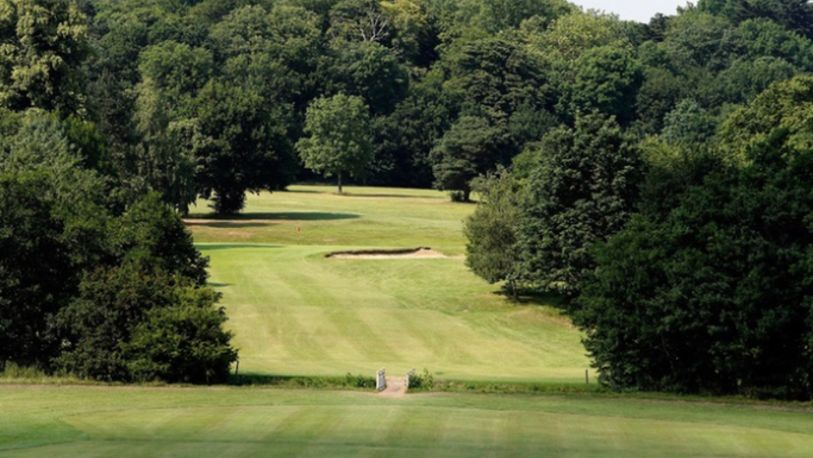 18 Holes for TWO including A Beer or Soft Drink at Whitewebbs Park Golf Course (Weekdays)