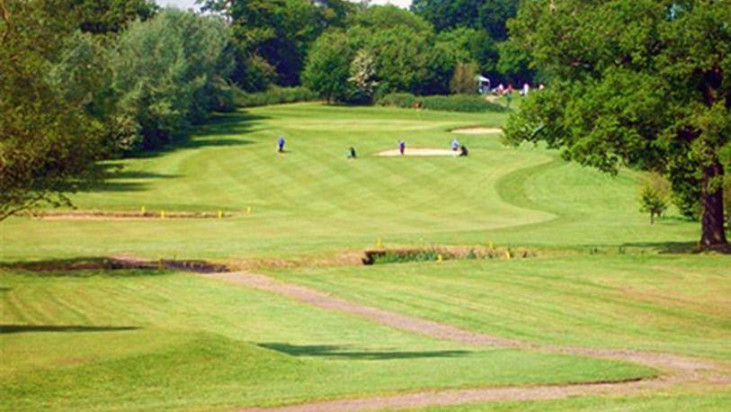EXTENDED OFFER 18 Holes for TWO at The Kent and Surrey Golf & Country Club