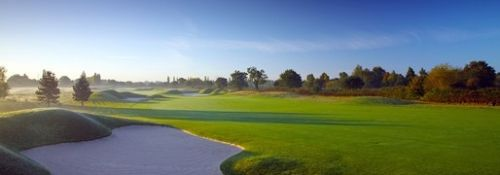 £59 -- Golf w/Lunch & Beer for 2 at Award-Winning Golf Hotel