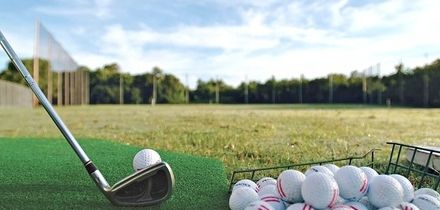 250, 450 or 1000 Ball Range Card at Manston Golf Centre (Up to 48% Off)