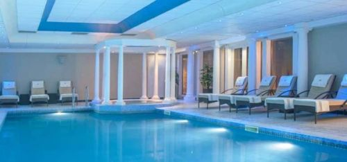 £55 for a luxury summer spa day including a 55-min Elemis treatment and afternoon tea for one person, or £99 for two people at Macdonald Linden Hall Hotel Golf & Spa - save up to 44%