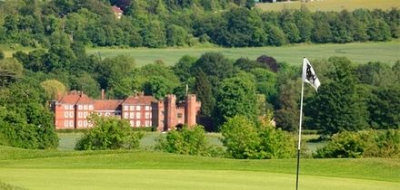 9- or 18-Hole Golf for Two or Four at Lullingstone Golf Course (Up to 72% Off)