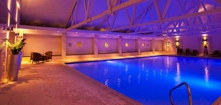Spa Pass with Two Treatments, Drink, Pastry and Towel Hire for One or Two at Telford Hotel and Golf Resort