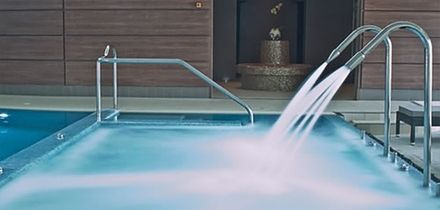4* Spa Day, Two Treatments and Champagne Afternoon Tea for One or Two at The Mere Golf Resort & Spa (Up to 35% Off)