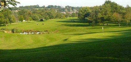 18 Holes of Golf with Bacon Roll for Two or Four at Mayobridge Golf Club (Up to 54% Off)