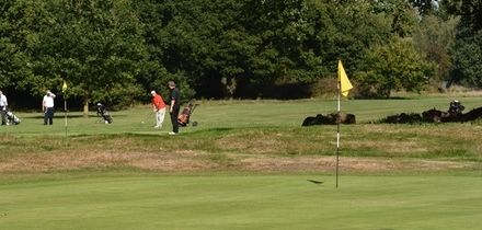 18 Holes of Golf for Two or Four at Thames Ditton and Esher Golf Club (Up to 54% Off)