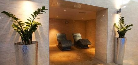 Spa Day Pass with Refreshments for Two at Telford Hotel & Golf Resort (57% Off)