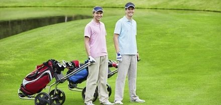 18 Holes of Golf for Two or Four at Horncastle Golf Club (Up to 25% Off)