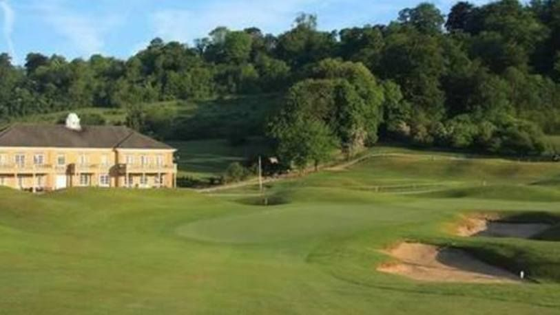 Unlimited Day of Golf for TWO, including a Basket of Range Balls Each at Woldingham Golf Club