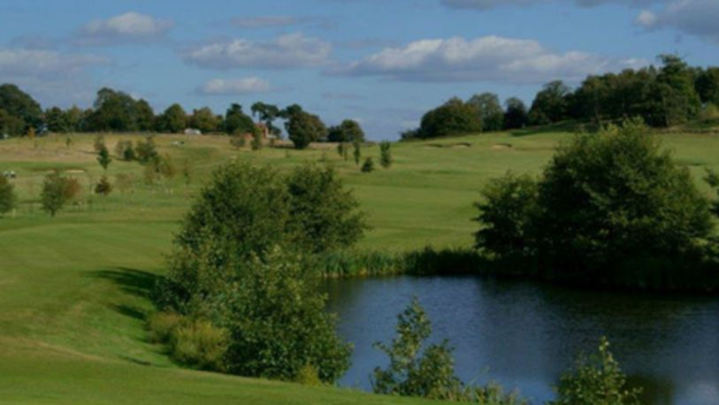 18 Holes For TWO at Godstone Golf Club