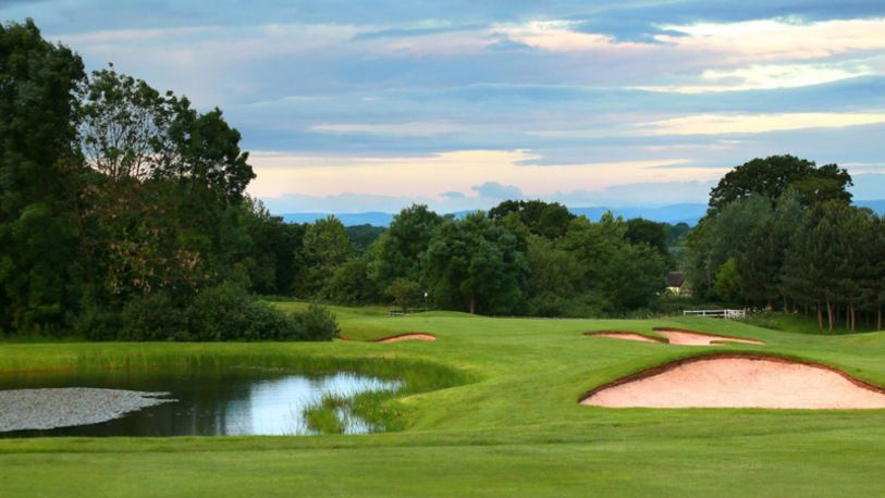 18 Holes for TWO on the Championship Course including Lunch at Formby Hall Golf Resort