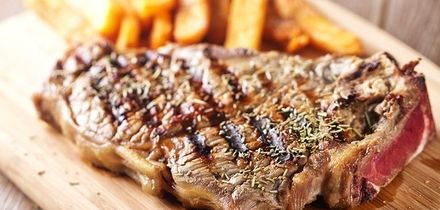 Two-Course Steak Meal for Two or Four at Fingle Glen Golf Hotel (51% Off)