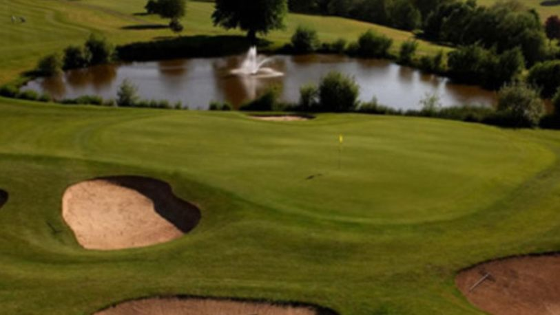 An Unlimited Day of Golf for TWO at Westerham Golf Club, including a basket of range balls each
